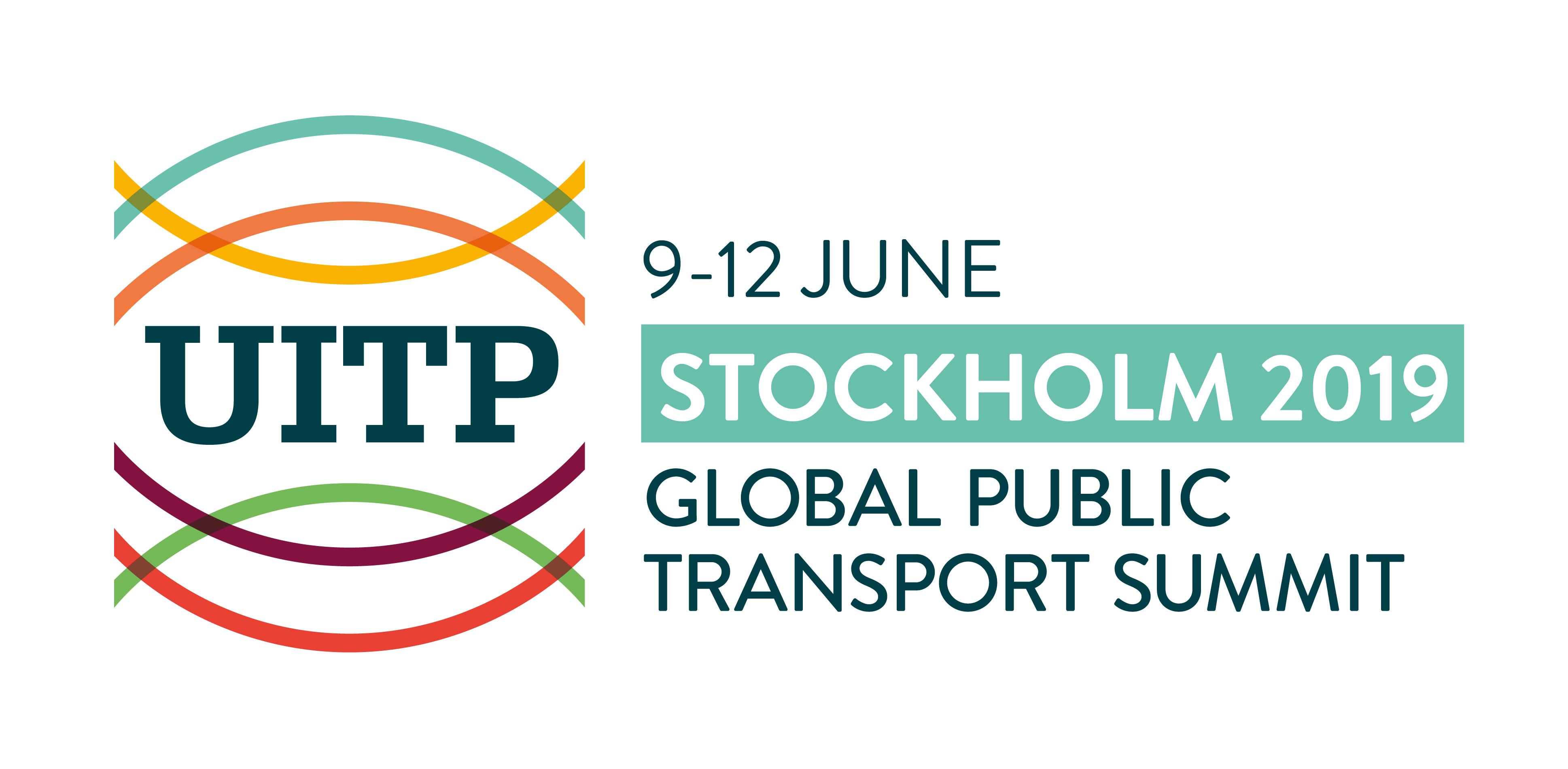 Global Public Transport Summit - Stockholm 9-12 June 2019