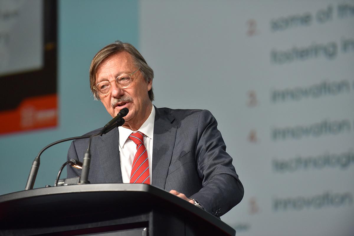 Alain Flausch, UITP Secretary General - © UITP / P. Bourque