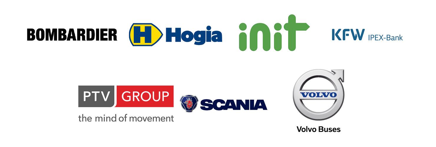 sponsors - UITP Summit